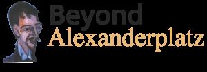 Beyond Alexanderplatz Other Works in English Logo
